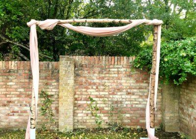 Birch Arch (Two Sizes)